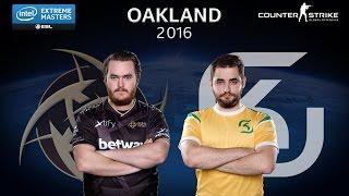 CS:GO - NiP vs. SK [Cache] Map 2 - Grand Final - IEM Oakland 2016