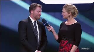 Dale Earnhardt Jr. named 2017 NMPA Most Popular Driver