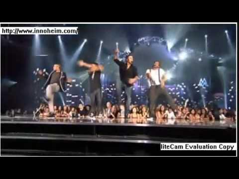 JLS | Beat Again | MOBO's 09.