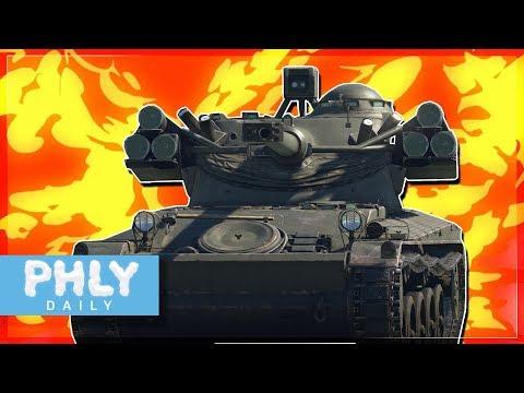 AMX-13 HOT | SIX 800MM Pen Missiles (War Thunder Gameplay)