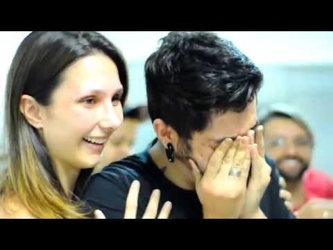 Pedido de casamento gay Sorocaba Marcos e Gustavo