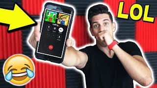 PRANK CALLING YOUTUBERS WITH 09SHARKBOY AND MOOSECRAFT!