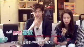 [Short FMV] Bolin's shy moves - Bobo x Momo (Chen Bolin & Song Ji Hyo) Orange Juice Couple