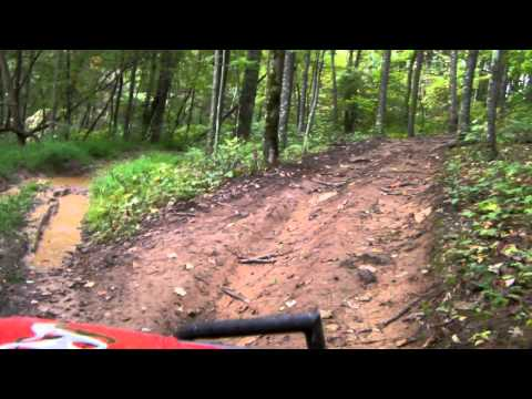 5 points WV trail riding