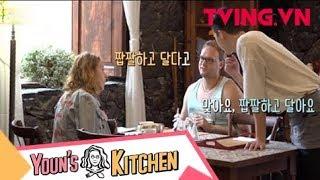 (Vietsub) YOUN'S KITCHEN | Khi cao thủ nhào bột Seo Jun trổ tài