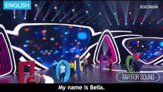 4 year old russian girl bella devyatkina speaks 7 languages fluently amazing.