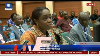 Adeosun Reveals How Documents Indicting Gwarzo Were Sent To Her Office, Denies Threat Pt.3