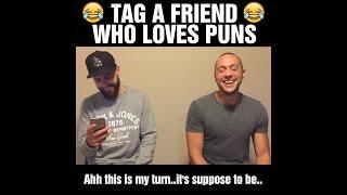 Spontaneous puns! (Spun-taneous)