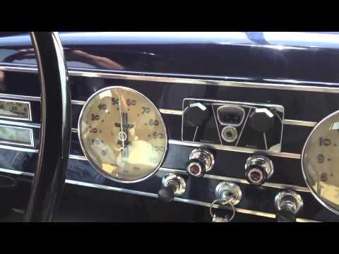 1936 Cadillac Fleetwood V 12 Model 36 80