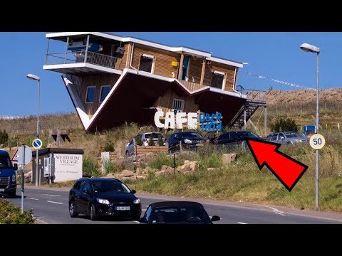 5 Most Insane Houses In The World
