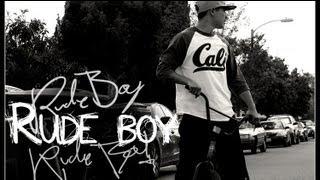 Young Drummer Boy - Rude Boy (With Lyrics On Screen)-Rude Boy 2013