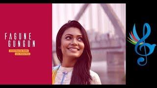 Autumnal Moon feat. Nandita   Fagune Goongoon   Bangla Romantic Song   2017