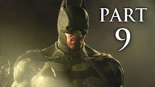 Batman Arkham Origins Gameplay Walkthrough Part 9 - Criminal Database