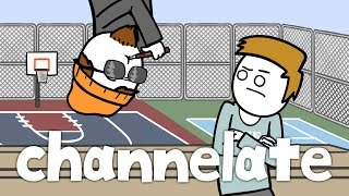 Explosm Presents: Channelate - Shortie Shorts 05