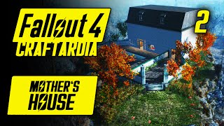 Fallout 4 Custom Settlement - Mother's House #2 - Fallout 4 Settlement Building PC - Real Estate