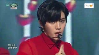 뉴이스트(NU'EST) 여왕의 기사 무대 모음 Overcome stage mix (민현 렌 ver.)