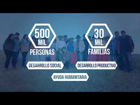 Xxx Mp4 Aniversario De Cáritas Juli 25 Años Al Servicio De Los Pueblos Quechuas Y Aymaras 3gp Sex