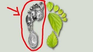 شاهد طريقة اخراج السموم من جسمك عن طريق القدم
