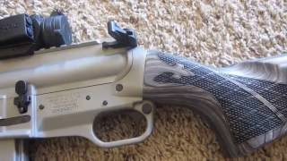 Custom Ares SCR rifle