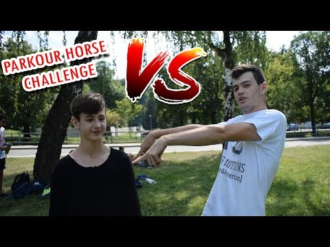 Xxx Mp4 Parkour HORSE Challenge Ivo Vs Boris Flying Emotions 3gp Sex