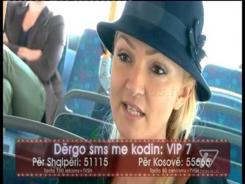 DWTS Albania 5 Diellza & Julind Cha Cha Cha Nata e pare Show Vizion Plus