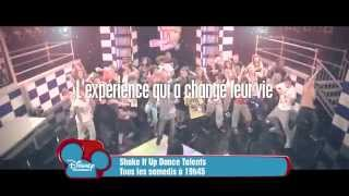 Disney Channel - Shake It Up Dance Talents - Bande Annonce