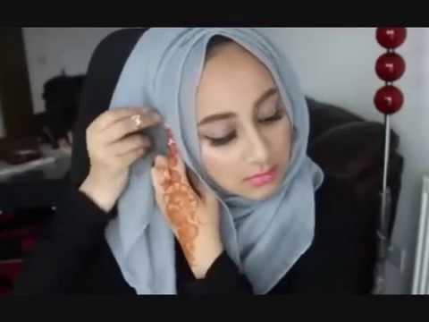 Rectangular Hijab Tutorial