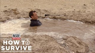How to Escape From Quicksand, Just in Case