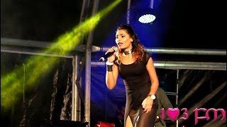Kavita Ramkissoon and Anil Bheem at Chutney Brass!