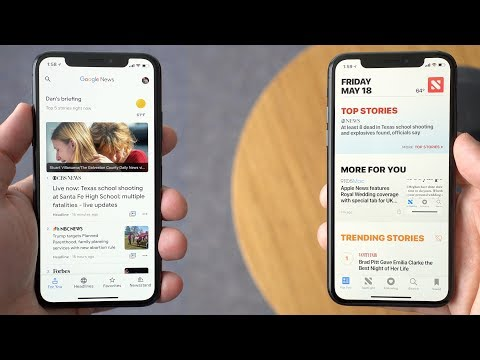 Xxx Mp4 Google News Vs Apple News On IOS 3gp Sex