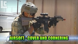 Airsoft How To Corner And Use Cover (Airsoft Tac City Gameplay/Commentary)