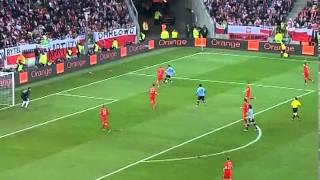 Polonia 1:3 Uruguay
