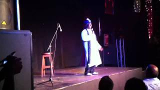 Logie Naidoo Stand Up Comedy