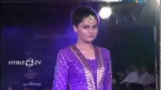 Shirya Saran Actress Ramp Walk - Hybiz Tv