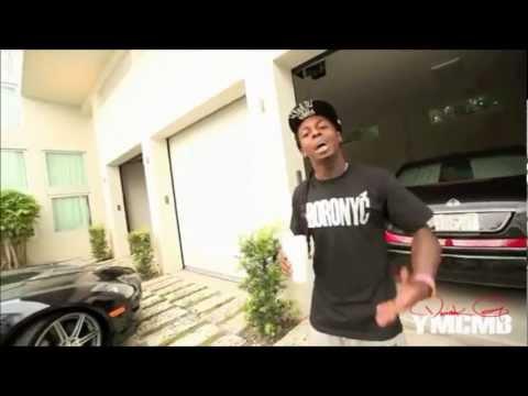 Lil Wayne's Bugatti Veyron and Sharing his Wisdom
