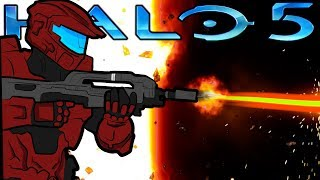 Halo 5 Has Changed Dramatically Here Are My Thoughts