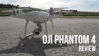 Review DJI Phantom 4, análisis en español en 4K UHD