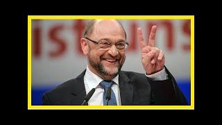 NEWS 24H - Schulz urges