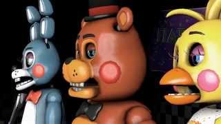 Five nights at freddys - Animation Remix - 720p!!!