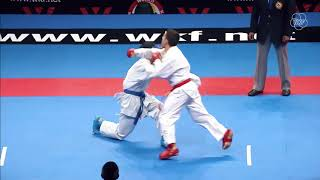 Karate World Championships Flashback: Belgrade 2010