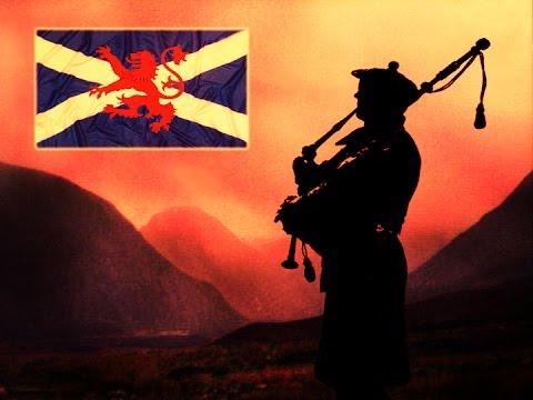 AULD LANG SYNE Royal Scots Dragoon Guards.