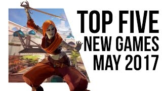 THE BEST NEW GAMES coming up in May