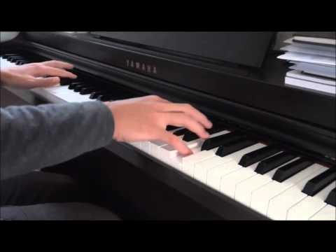 【Piano】July - Cold Winter