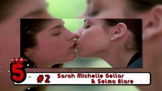 Top 5 Best Celebrity Kisses