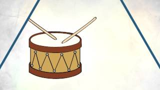 Los sonidos de los instrumentos musicales - Juego educativo