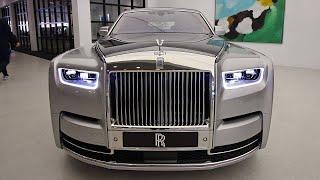 رولز رويس السيارة التكنولجيا الاولى فى العالم