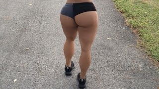 Exercises buttocks! Yoga Pants! Fitness Motivation! BIG BOOTY TRAINING! butt workout !