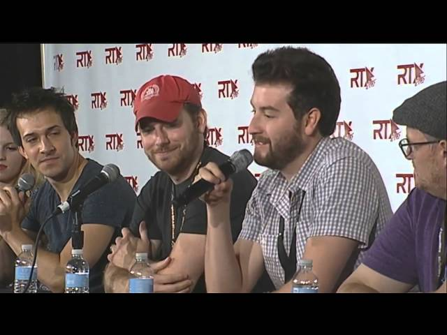 Rooster Teeth RTX 2015 The Ten Little Roosters Panel