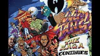 Wu Tang Clan - The Saga Continues HD  NEW ALBUM 2017 + Track times