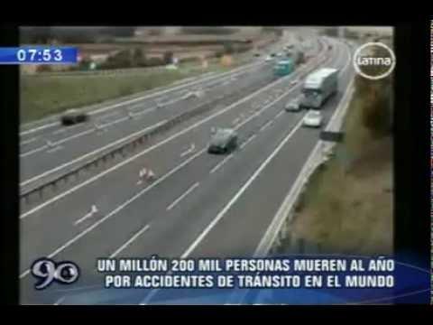 Los accidentes de transito mas impresionantes del mundo